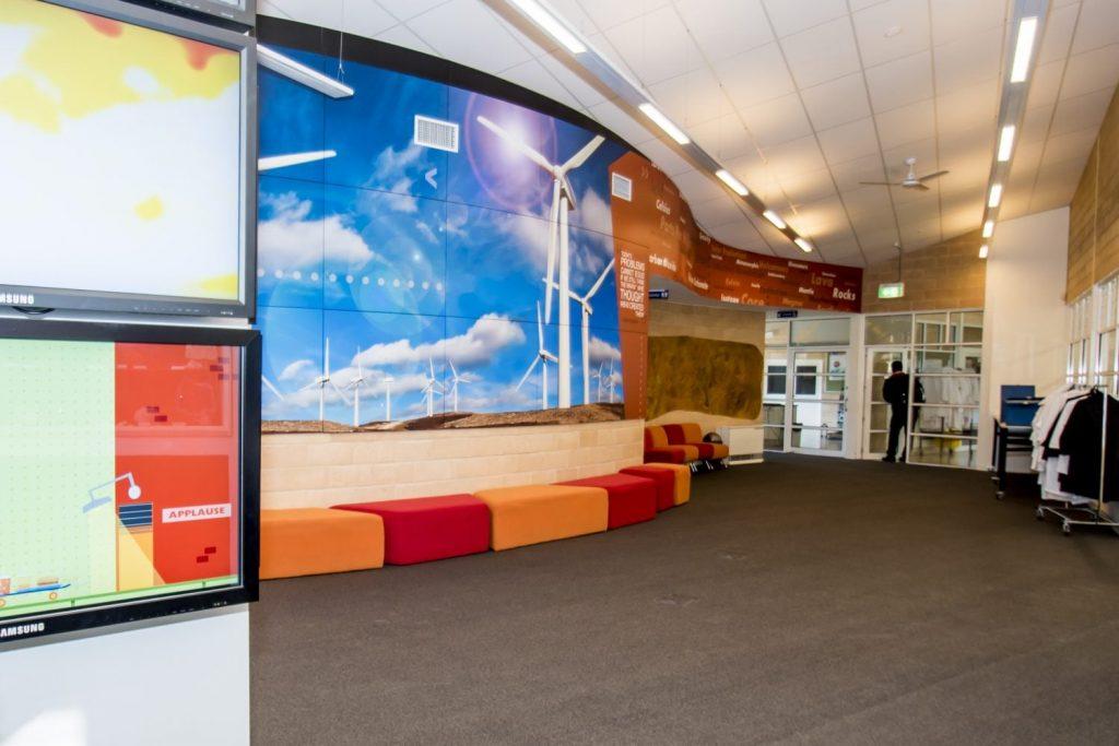 Earth Ed Centre Foyer