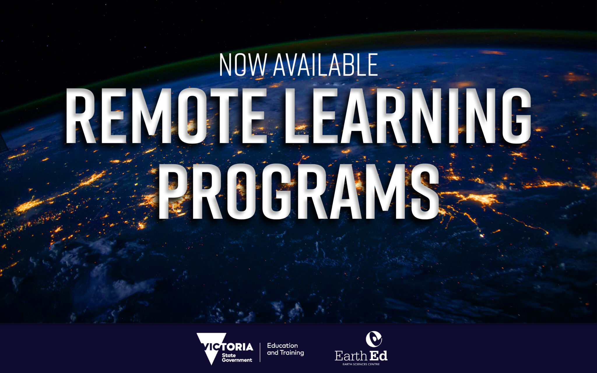 Remote Learning Events Home Page Banner #4